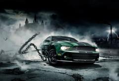 Mustang Monster Power заставки на рабочий стол