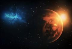 Космическая галактика обои на рабочий стол