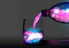 Магическая вода цветная абстрактные обои