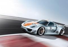 Porsche 918 машина мечты заставки