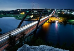 Pennybacker bridge austin wallpapers high resolution