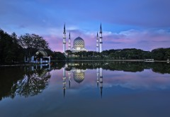 Malaysia selangor water reflection wallpapers high resolution
