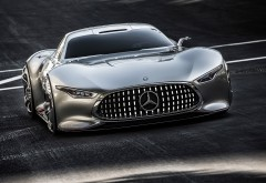 Mercedes-Benz AMG Vision Gran Turismo картинки