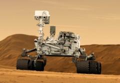 Марсоход в космосе заставки на рабочий стол