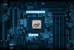 Чип Интел компьютерные обои на рабочий стол