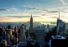 Город небоскребов картинки на рабочий стол