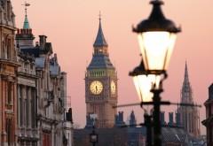 Лондон, Биг Бен, закат, город, картинки, скачать, беспла�…