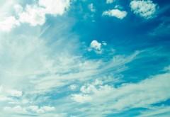 Небо широкоформатные обои