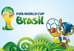 Чемпионат мира по футболу талисман обои
