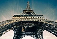 Париж, Эйфелевая башня, Франция, город, заставки