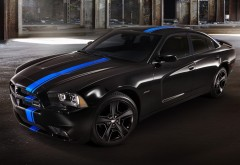 Dodge Charger широкоформатные заставки
