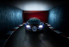 Bugatti Veyron (Бугатти Вейрон) автомобиль обои