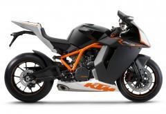 Мотоцикл на белом фоне заставки