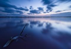Голубое небо, море, природа, скачать, картинки