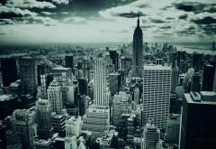 Темный город Нью-Йорк картинки на рабочий стол скачать