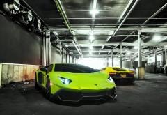 Lamborghini Aventador LP 720-4 sportcar wallpaper