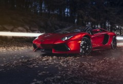 Lamborghini Aventador LP 720-4 sport car wallpapers