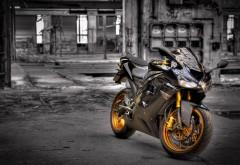 Красивейший мотоцикл Кавасаки который я видела