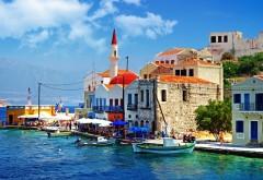 Курортный город Черногории фото