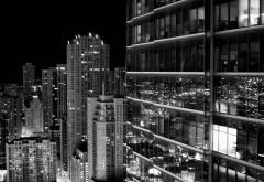 Мегаполис черно белые картинки на рабочий стол