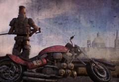 Крутой мотоцикл картинки на рабочий стол