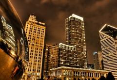 Архитектура ночного города