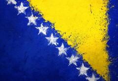 Босния и Герцеговина флаг заставки на рабочий стол hd