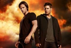 Обои из телесериала сверхъестественное братьев