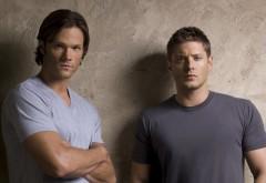 Обои из телесериала сверхъестественное всех героев