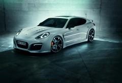 Porsche Panamera спортивный автомобиль обои скачать