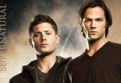 Обои из телесериала сверхъестественное братья