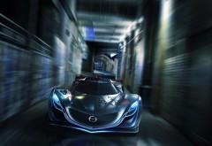 Mazda Furai концепт кар картинки для рабочего стола скачать