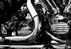 Часть мотоцикла картинки для рабочего стола скачать