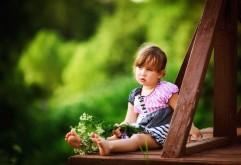 Милый ребенок девочка бесплатно картинки