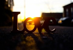 Любовь на рассвете на улице картинки для рабочего стола скачать