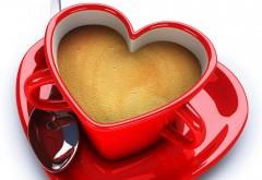 Чашка кофе сердце картинки для рабочего стола скачать
