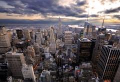 Мегаполис большой город картинки для рабочего стола скачать
