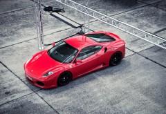 Красный автомобиль феррари фото для рабочего стола ск�…