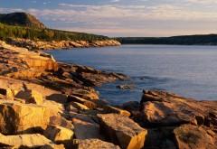 Скалистый берег моря картинки для рабочего стола скачать