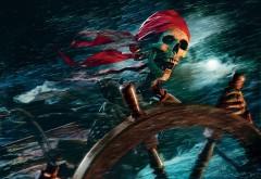 Морской пират картинки для рабочего стола скачать
