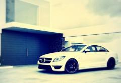 Mercedes-Benz машина картинки для рабочего стола скачать