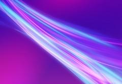 Пурпурно розовые световые лучи картинки для рабочего �…
