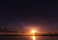 Закат на море картинки для рабочего стола скачать