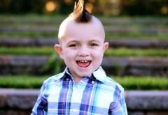 Малыш с прикольной прической картинки бесплатно скача…