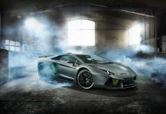 2014 Hamann Lamborghini Aventador картинки