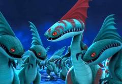 драконы из мультфильма