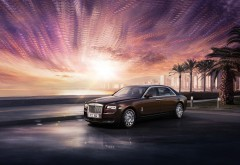 Rolls-Royce Ghost Series II 2015 года картинки