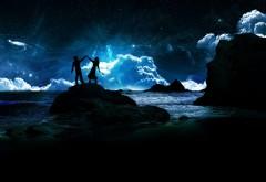 Ночная романтика картинки для рабочего стола скачать