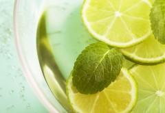HD обои Фото высокого качества с напитком из лимона