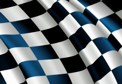 HD обои финишного флага